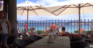 pogled iz restorana LANTINO